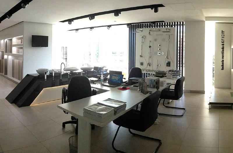 Porcelanosa Showroom | Grupo AP - Arquitectura Comercial