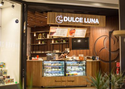 Café Dulce Luna Parque Arauco