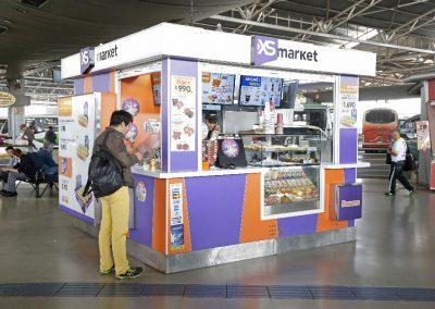 XS Market Mall Paseo Estación